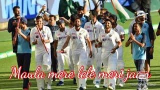 Maula mere lele meri Jaan | Tribute to team India | Ft. Yasin Raza | Friend | Must Watch