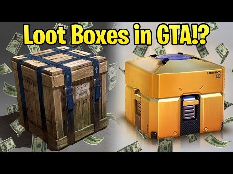 GTA Online Loot Boxes!? Rockstar Head CEO Says They are a