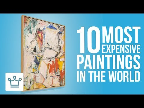 Top 10 Most Expensive Paintings In The World