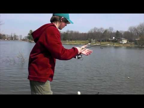 Early Spring Bluegill Fishing: Lost Videos