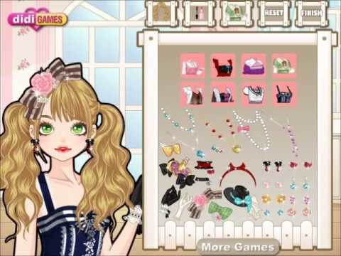 Cute Baby Doll Make Up video-Baby Game-Make Up Games