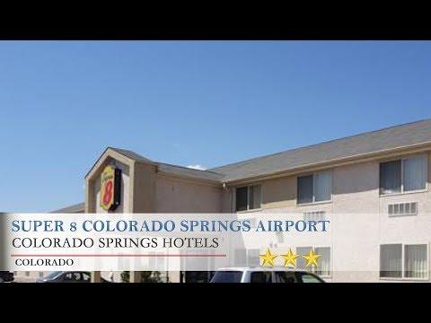 Super 8 Colorado Springs Airport - Colorado Springs Hotels, Colorado