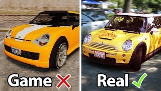 5 Things Racing Games Get Wrong About Cars