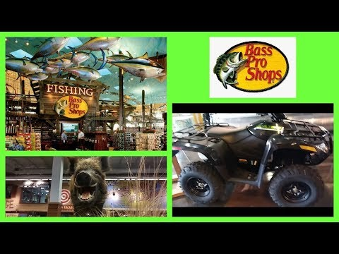 LETS GO TO THE BASS PRO SHOP / KENYA AS IS / FAMILY VLOGS