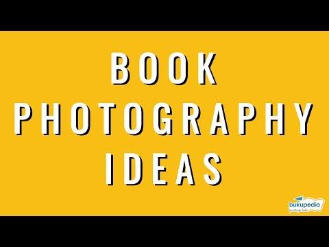 Book Photography Ideas by Bukupedia