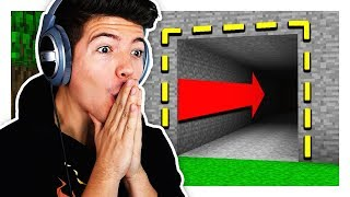 MY SECRET MINECRAFT WORLD!