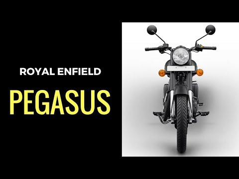 Royal Enfield Pegasus : Official video