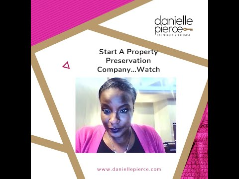 Start A Property Preservation Business - Earn $25K+ Per Month