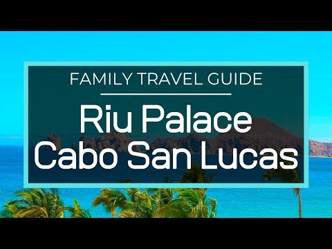 Riu Palace - Cabo San Lucas - We Made It!