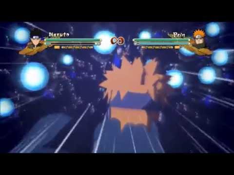Naruto Shippuden Ultimate Ninja Storm 3 Full Burst: Naruto Dark Blue MOD
