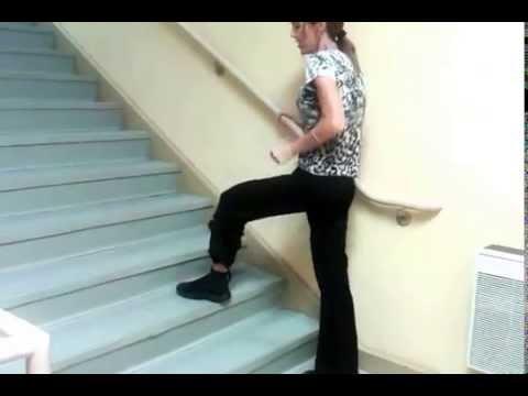 MS Exercises Leg Strengthening