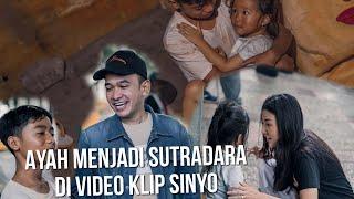 The Onsu Family - Ayah Menjadi Sutradara di Video Clip Sinyo