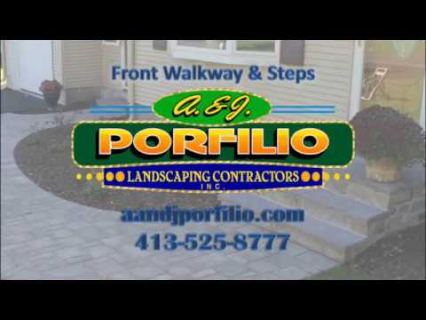How We Build a Front Walkway and Steps