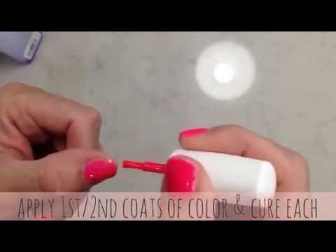 How to remove gel polish in seconds and without acetone! So Gloss Nail Armor