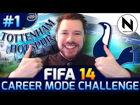 NEPPO DOES CAREER MODE! - FIFA 14 Career Mode Challenge
