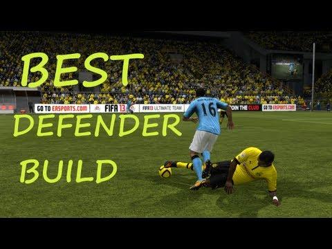 Fifa 13 Best Defender Build