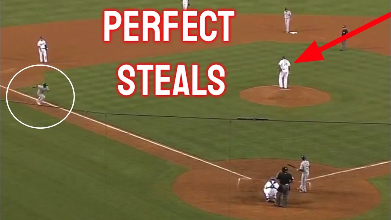 MLB | Best Stealing Home Plate - Compilation
