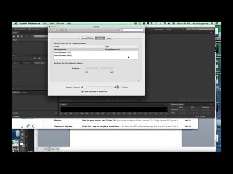 How to record telephone calls with only a mac