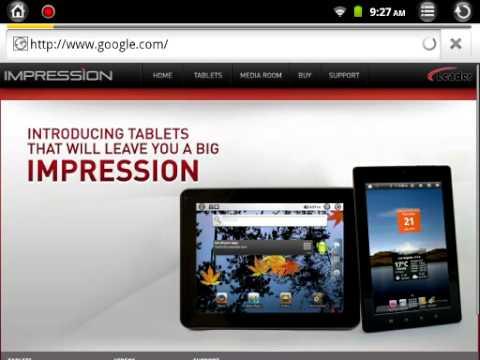 Impression 10-80 Flash Version