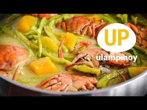 GINATAANG KALABASA — Ulam Pinoy #32【HD】