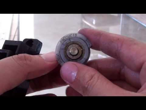 How to Replace Sliding Glass Door Roller Wheel