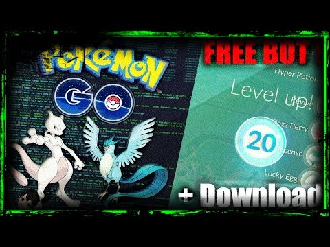 Pokemon GO | Unlock all for FREE ★ ZUM SELBER MACHEN ★ POKEMON GO BOT GRATIS - TEIL 2 -