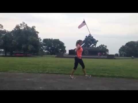 LRF Iwo Jima workout series part 3/6