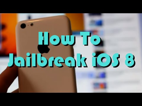 HOW TO Jailbreak iOS 8.3/8.4 on iPhone 5, 5c, 6, iPod Touch 5g, & iPad