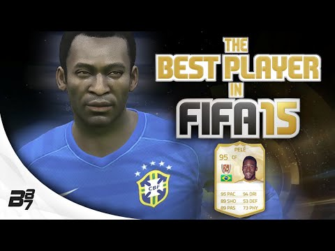 The Best Player In FIFA 15 Ultimate Team?   PELE