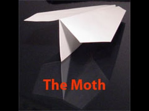 How To Make A Paper Moth