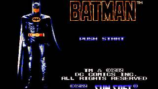 Batman - Intro