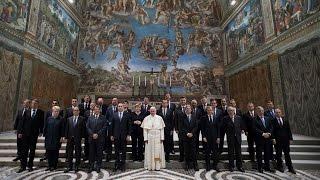 Thời sự tuần qua 31/03/2017: Đức Thánh Cha gặp  gỡ các nguyên thủ quốc gia Châu Âu