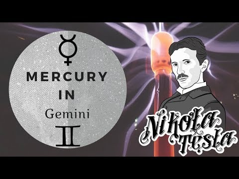 Mercury in Gemini - The Brilliant Trickster