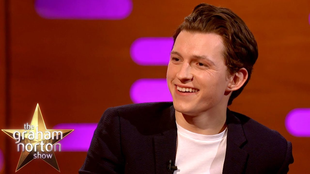 The BEST of Tom Holland On The Graham Norton Show