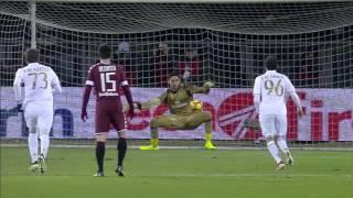 Penalty goals - Serie A TIM 2016/17 - ENG
