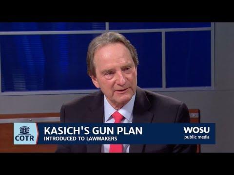 Kasich's Gun Plan Introduced To Lawmakers