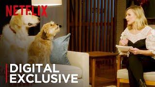 Kristen Bell Interviews Netflix