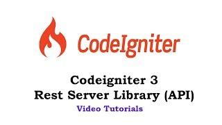Codeigniter Ion Auth Tutorial - Codeigniter Authentication
