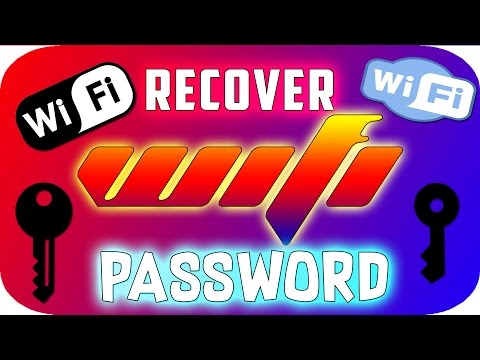 How To Recover Forgotten WIFI Password Using CMD