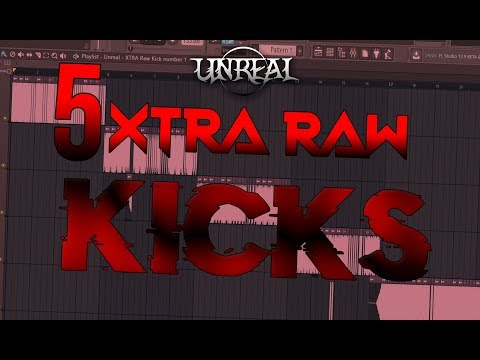 5 XTRA RAW KICKS ! (Insane Kicks)