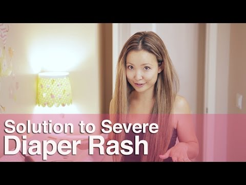 ★ How to Get Rid of Diaper Rash