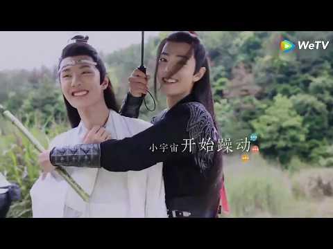 The Untamed Bts Edisi Tukang Makan - 陈情令 - Wetv 【indo Sub】 MP3
