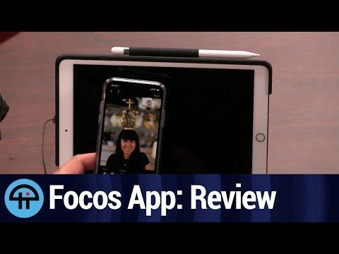 Portrait Camera App for iOS