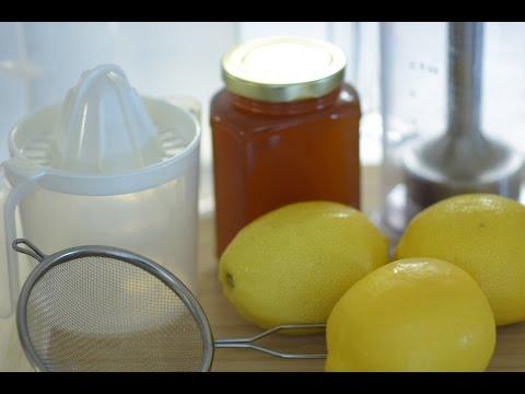 Homemade Lemonade - HEALTHY - NO REFINED SUGAR - Just 3 ingredients!