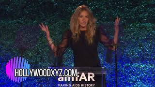 Julia Roberts Honored Amfar 2017 Ceremony with Tom Hanks And James Corden