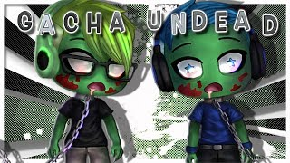 GACHA UNDEAD | Gacha Scary Stories ( Gachaverse Mini Movie ) 🎃