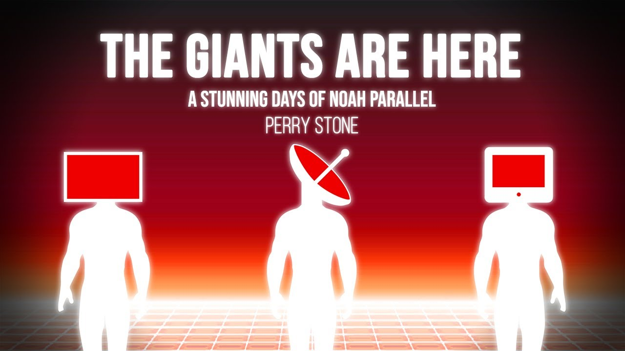 The Giants Are Here - A Stunning Days of Noah Parallel | Perry Stone