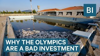 The Olympics Are A Terrible Investment For The Host City — Here