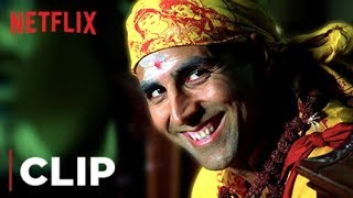 Akshay Kumar's First Scene | Bhool Bhulaiyya | Netflix India