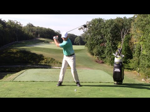 Golf Lesons - 3 Keys to 300 yard drives
